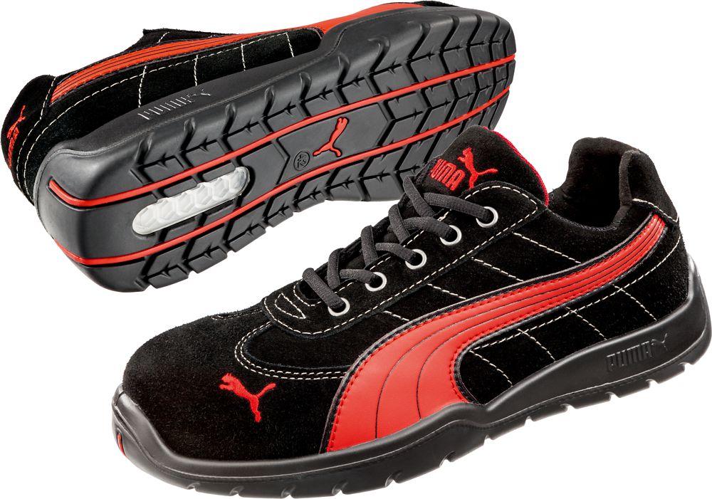 chaussure puma course automobile
