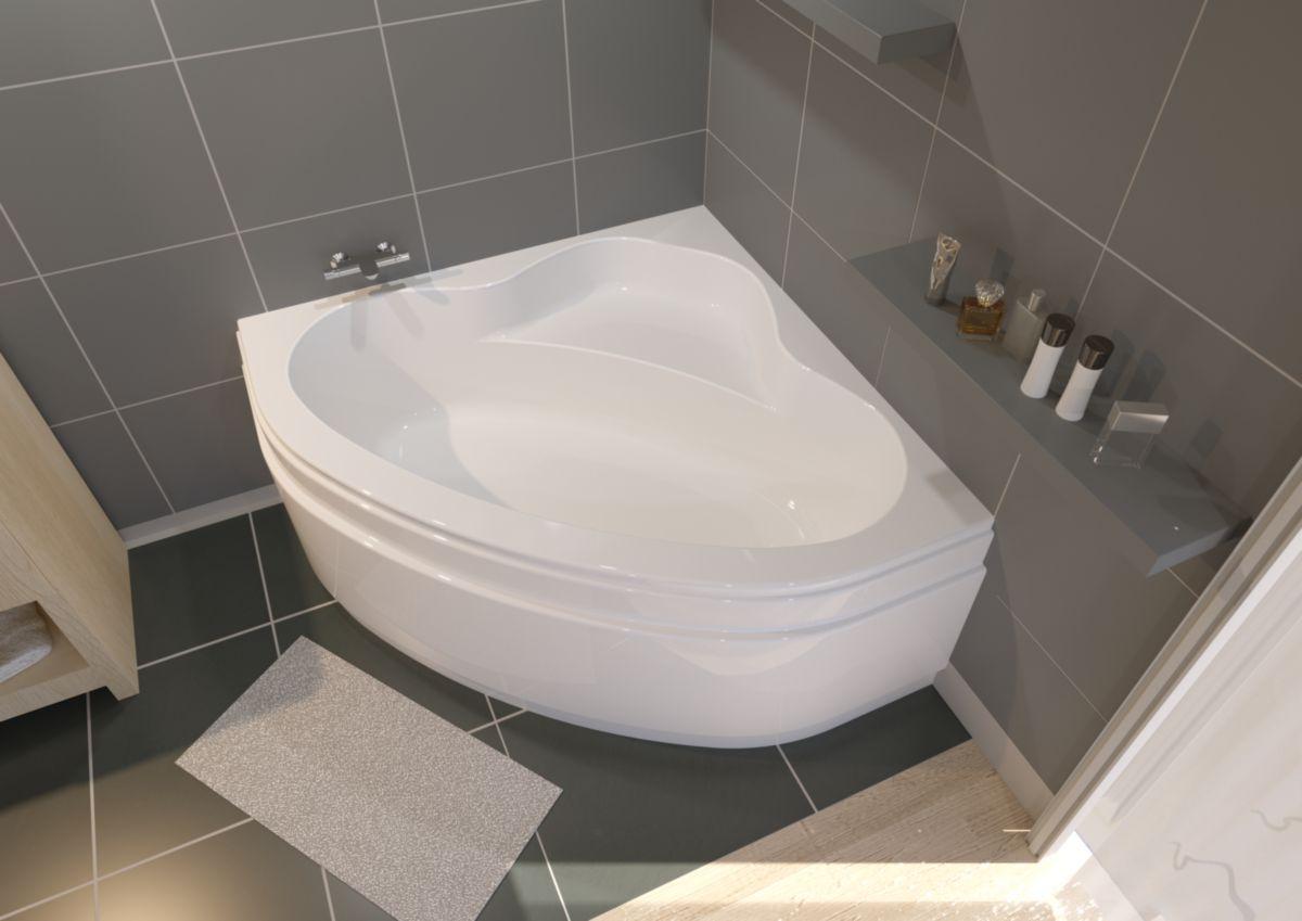 alterna tablier pour baignoire d 39 angle verseau 3 135 x. Black Bedroom Furniture Sets. Home Design Ideas
