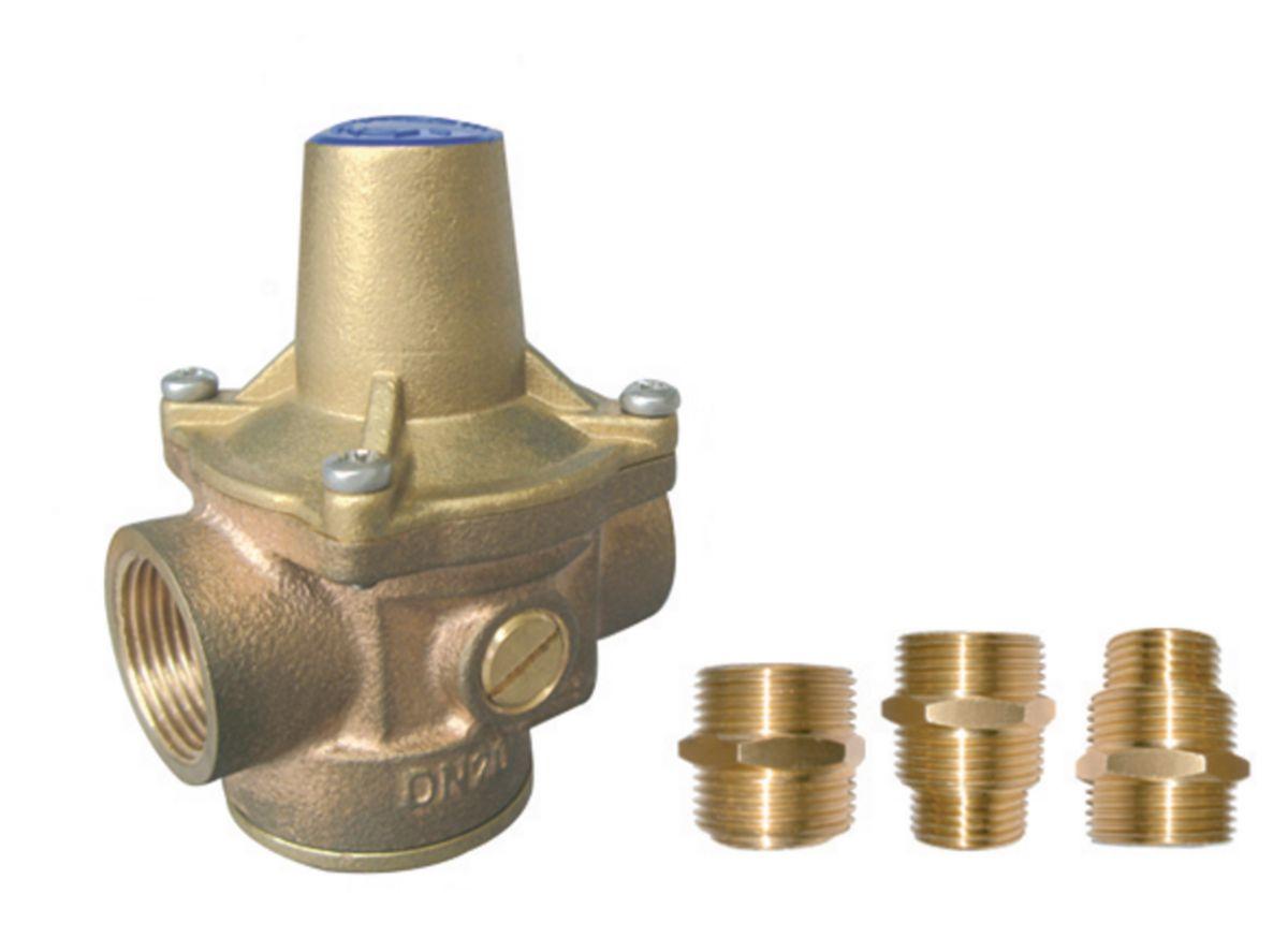 Réducteur de pression SOCLA MULTI 7, multi-raccordements