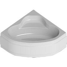 Tablier pour baignoire d'angle VERS'EAU 3 135 x 135 cm blanc