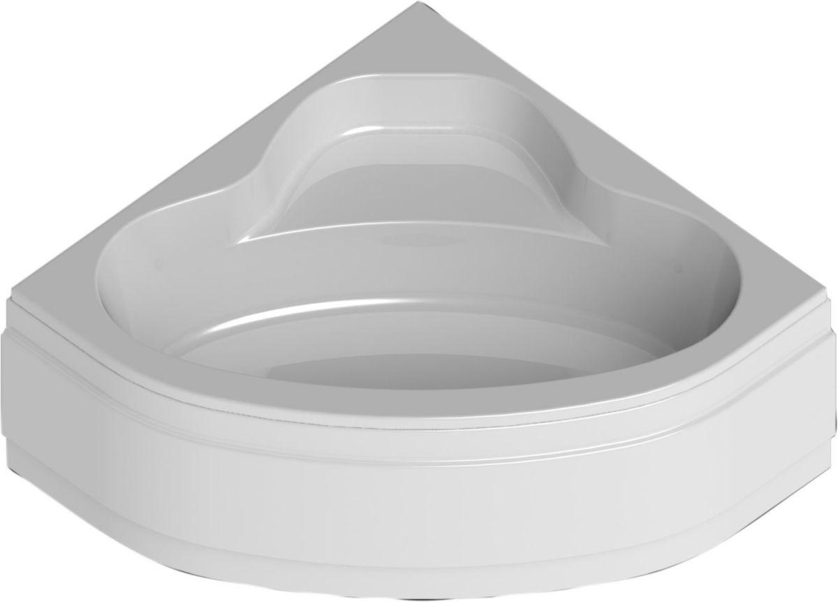 Tablier Pour Baignoire D Angle Verseau 3 135 X 135 Cm Blanc Alterna