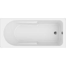 Baignoire rectangulaire CONCERTO 3 170 x 75 cm acrylique blanc