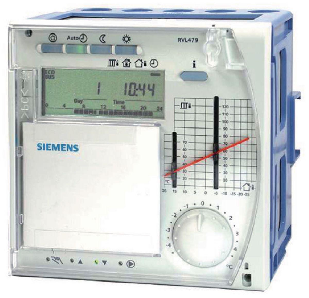 Régulateur de température réf. BPZ: RVL479