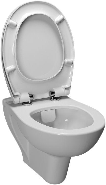 Pack WC suspendu VERS'EAU sans bride avec abattant frein de chute