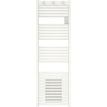 Radiateur sèche-serviettes Doris digital ventilo 2000W blanc Réf 850143