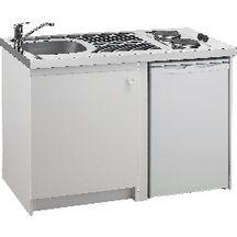 Cuisinettes cuisine sanitaire cedeo - Vide sanitaire meuble cuisine ...