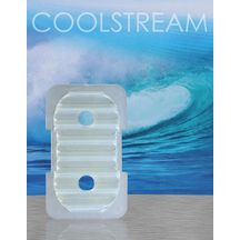 Plaquette aromatique cool stream Réf CS 010