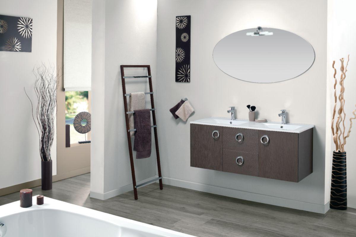 alterna meuble sous vasque seducta 120 cm 2 portes 2. Black Bedroom Furniture Sets. Home Design Ideas