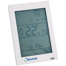 Thermostat Touch Screen infrarouge programmable hebdo avec r�cepteur et c�ble RJ11 10m R�f ASE223 / RC200DPO-WR-130