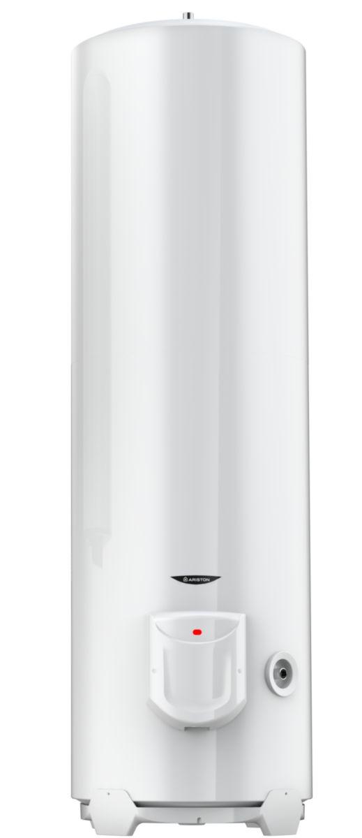 Chauffe-eau électrique 300 litres Initio blindé stable triphasé classe énergétique C réf. 3000598
