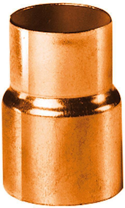 Manchon cuivre 5240 réduit femelle femelle D 28/12 ALTECH (Sachet de deux éléments)