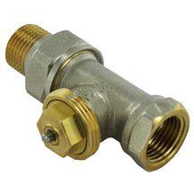 Robinetterie de radiateur radiateurs chauffage et climatisation brossette - Robinet thermostatique sar ...