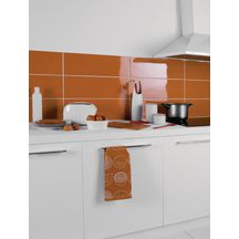 Faïence Arte Home Energic orange 20x60cm ANTIGUA O