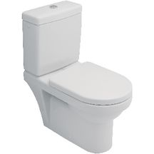 Pack WC complet sortie horizontale ARCHITECTURA blanc Réf 5677T701