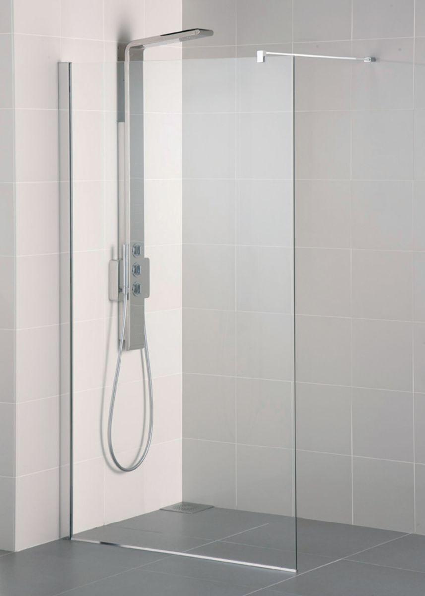 ideal standard paroi de douche fixe connect 120cm. Black Bedroom Furniture Sets. Home Design Ideas