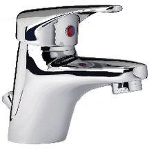 Mitigeur lavabo MEZZO C3, avec vidage