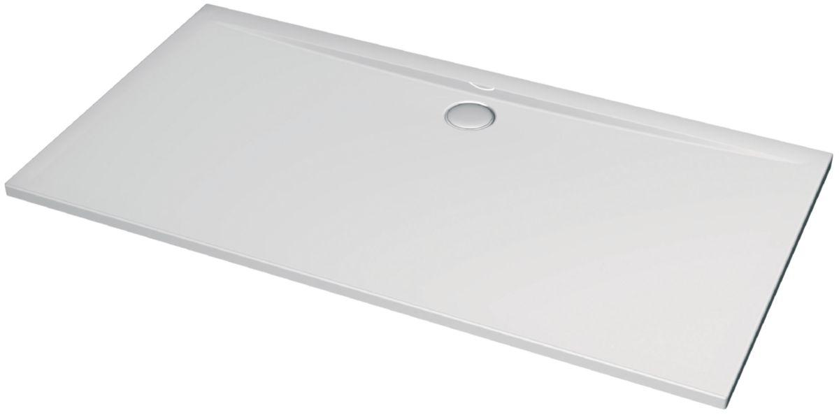 Receveur ultra flat rectangulaire 140 x 90 cm antid rapant blanc r f k5186yk ideal standard - Receveur douche ideal standard ...