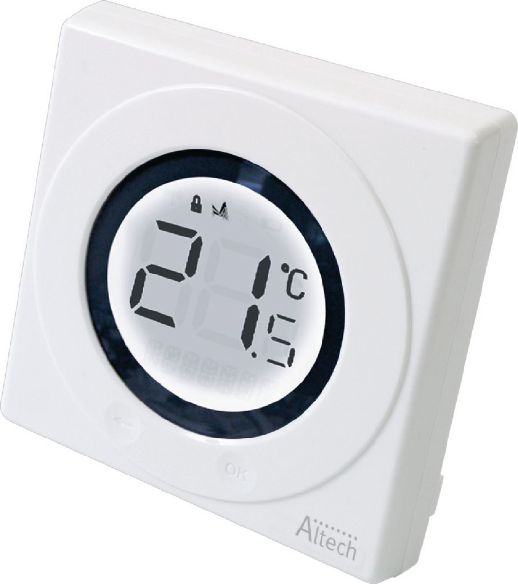 Thermostat électronique tactile
