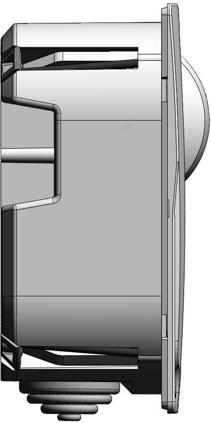 Prise gaz de sécurité encastrée Réf.PG02