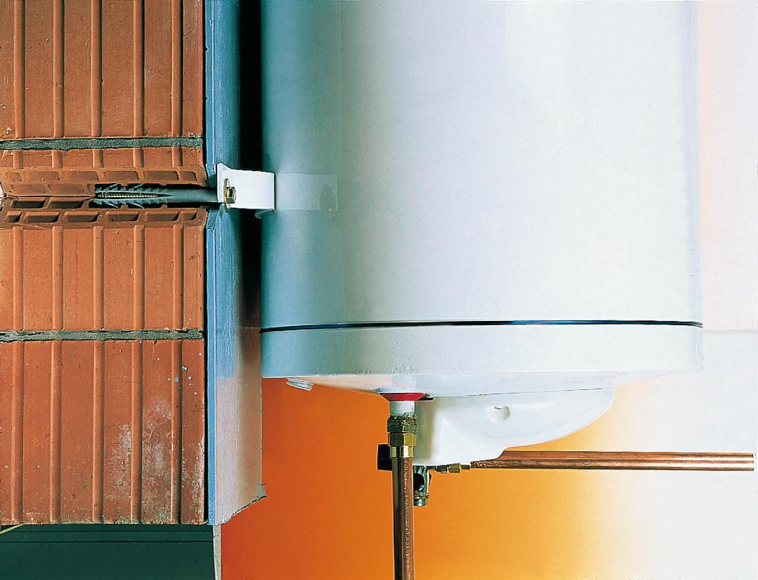 Kit fixation scellement chimique pour chauffe-eau réf 522907