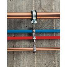 dernière mode détaillant prix incroyables Collier ATLAS Simple D 40 mm - 50 pièces Réf. 533466