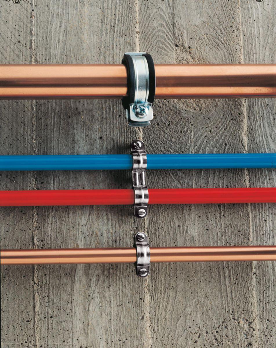 Collier Simple Iso D 40 mm - 50 pièces, réf. 533475