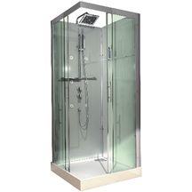 Cabines de douche alterna cabines de douche douche sanitaire cedeo - Cabine de douche cedeo ...