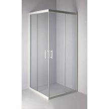 portes coulissantes acc s d 39 angle parois de douche douche sanitaire brossette. Black Bedroom Furniture Sets. Home Design Ideas
