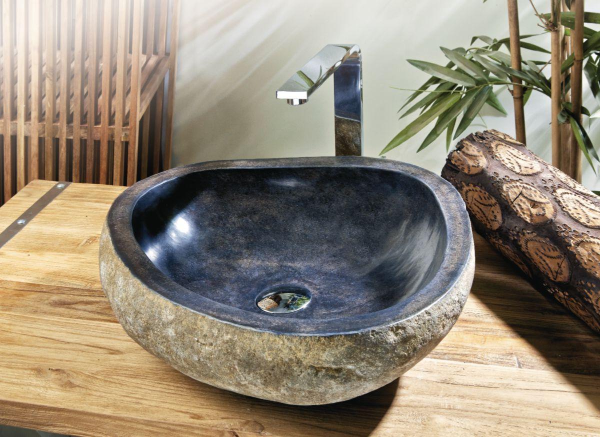 vasque poser ivela envie de salle de bain. Black Bedroom Furniture Sets. Home Design Ideas