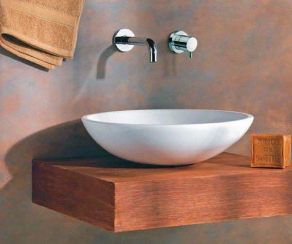 Mécanisme box pour lavabo mural, poingée à droite