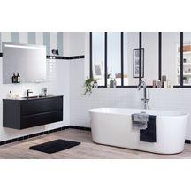 baignoire ilot daily o 180x80 cm alterna sanitaire cedeo. Black Bedroom Furniture Sets. Home Design Ideas