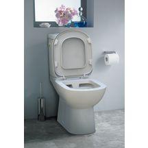 pack wc kheops sh sans bride avec abattant frein de chute. Black Bedroom Furniture Sets. Home Design Ideas