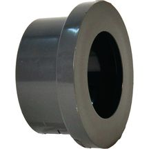 Collet � surface d'�tanch�it� plane PVC-U DN : 25 diam�tre 32 r�f. 721800108