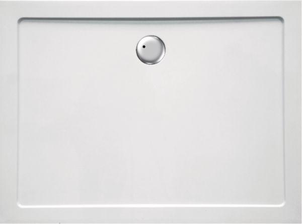 Receveur synthèse Plénitude 120x80 cm blanc