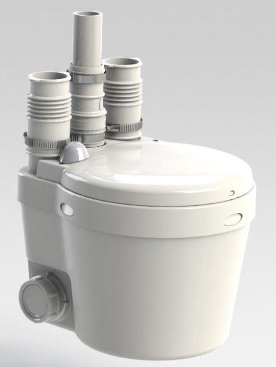 Pompe de relevage Réf. WVD110S