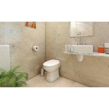 Broyeur W20SP SILENCE intégré au WC au sol compact