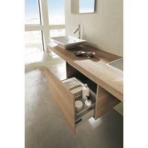 vasque poser r ve 55x37 5cm avec cache trop plein chrom e4061 blanc r f e4819 00 jacob. Black Bedroom Furniture Sets. Home Design Ideas