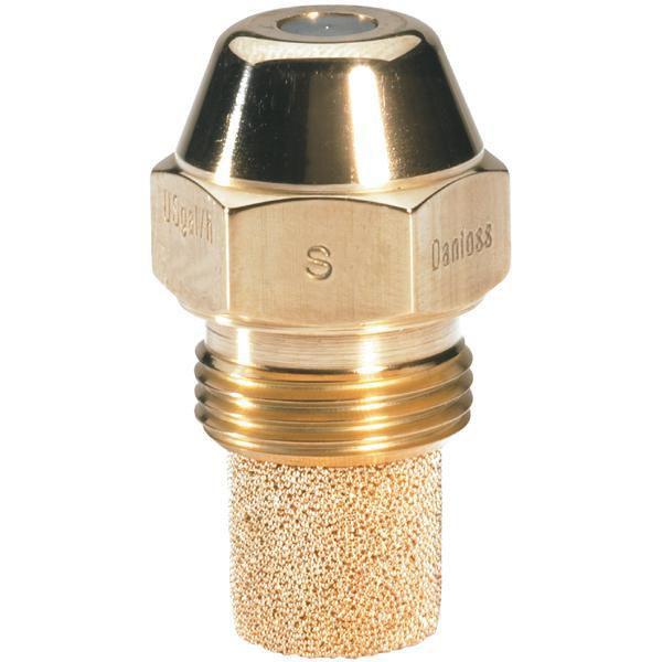 Gicleur OD type S 4,00 US/GAL 45° réf. 030F4144