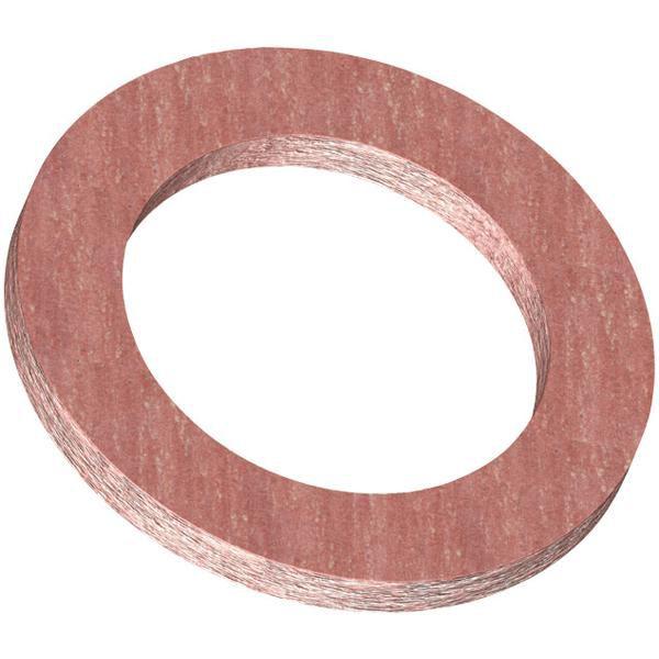 Joint de bride CSC Rouge DN 50 66 x 109 mm épaisseur 2 mm  Réf. 496362