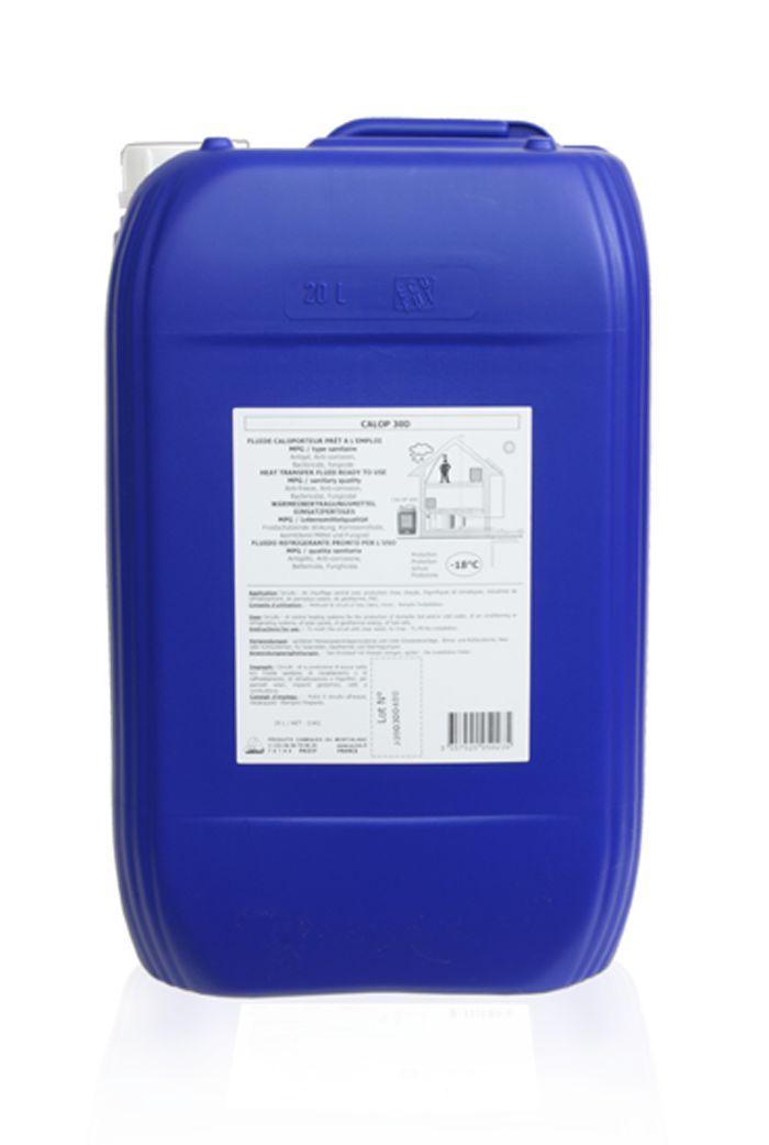 Fluide caloporteur CALOP30E pré-dilué 20l réf 5023