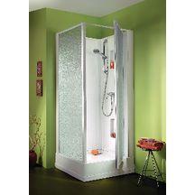 cabine de douche avec pompe de relevage