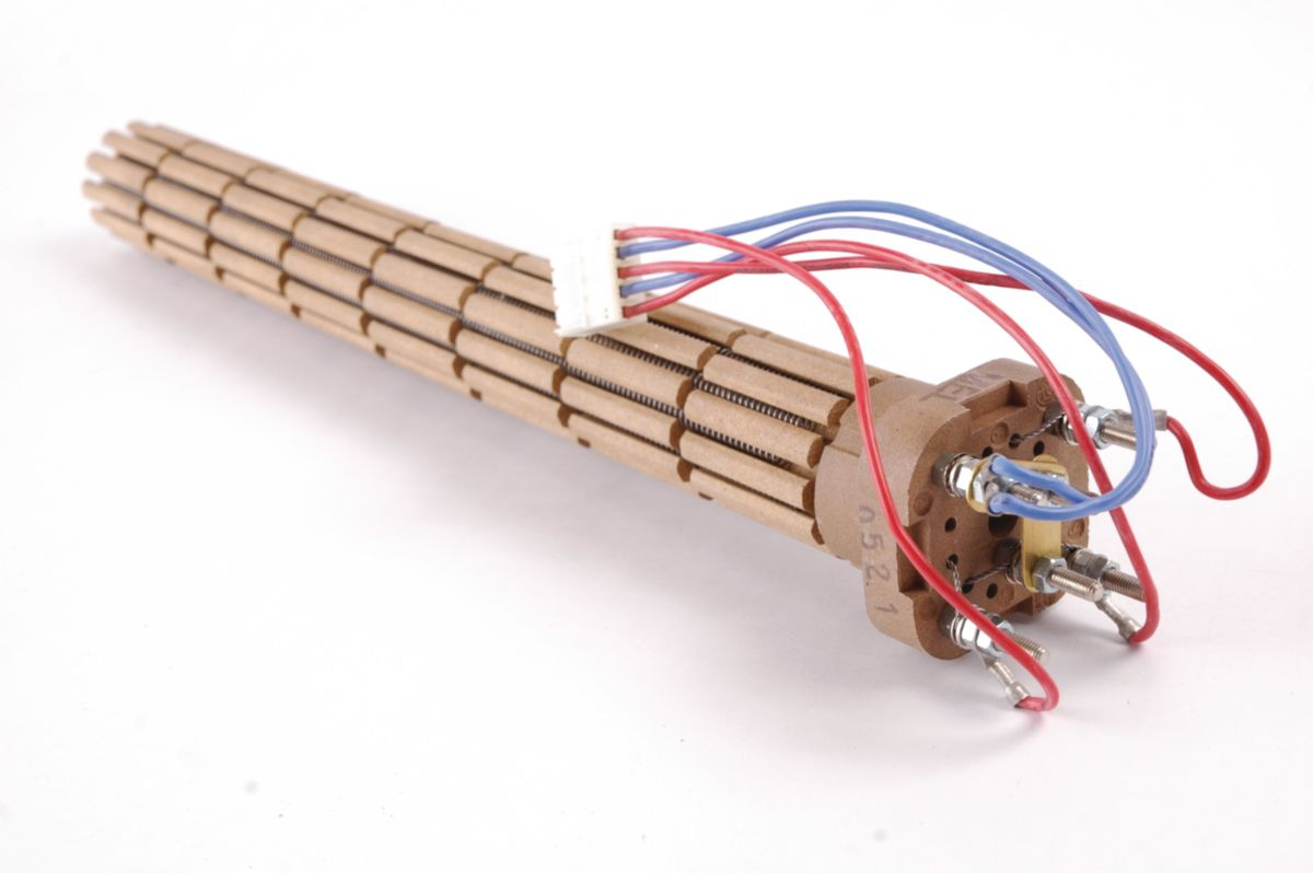 Elément steatite 2400w+connecteur réf : 060479
