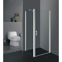 paroi de douche de retour vers 39 eau fixe 80 cm alterna sanitaire cedeo. Black Bedroom Furniture Sets. Home Design Ideas