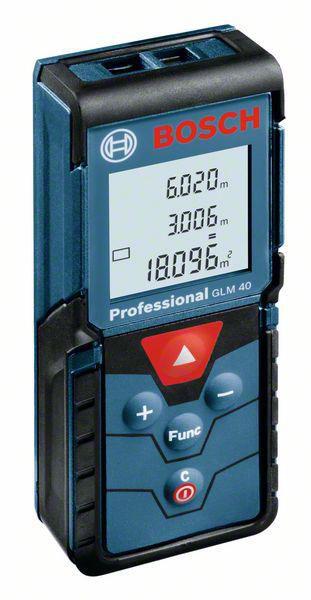 Telemetre Laser GLM 40, réf. 601072900