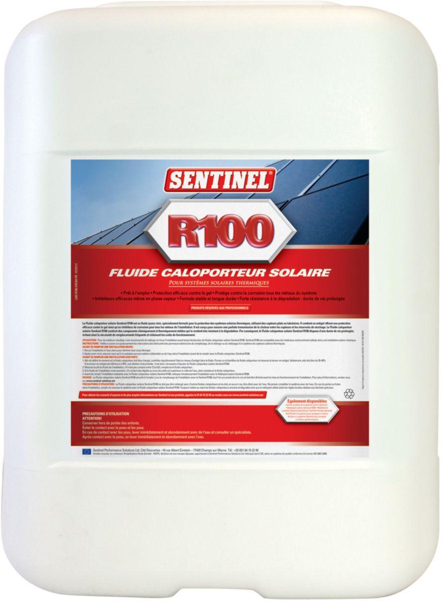 Antigel inhibiteur solaire bidon 20 l réf R100