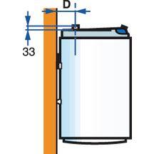 chauffe eau lectrique bloc sous vier petite capacit 10 litres mono classe nerg tique c r f. Black Bedroom Furniture Sets. Home Design Ideas