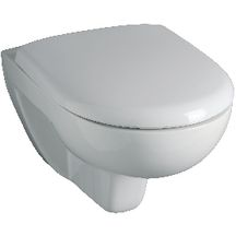 WC suspendu CONCERTO 2, abattant frein de chute