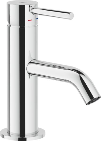 Mitigeur lave-main DESIGN, avec vidage