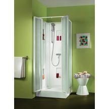 Cabines de douche douche sanitaire cedeo - Installation mitigeur douche ...