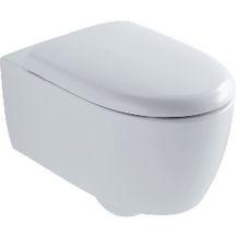 pack wc suspendu lovely cuvette abattant fermeture ralentie jeu de fixations cach es blanc. Black Bedroom Furniture Sets. Home Design Ideas